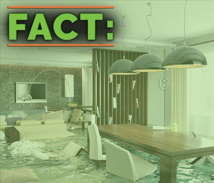 Water Damage Flooding Fact