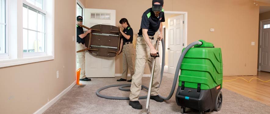 Lehighton, PA residential restoration cleaning